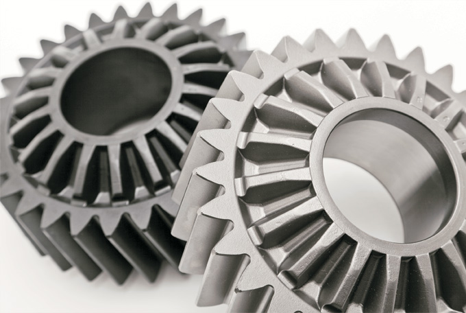 Curvic®/Helical/Bevel Gears